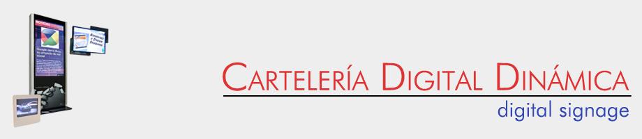 Cartelería Digital Dinámica // Digital signage